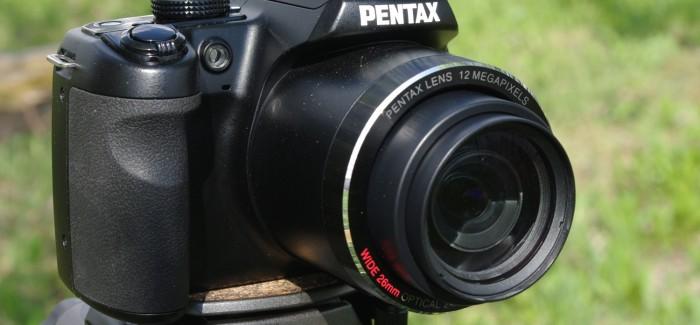Pentax Optio X70 – esimene supersuum Pentaxilt