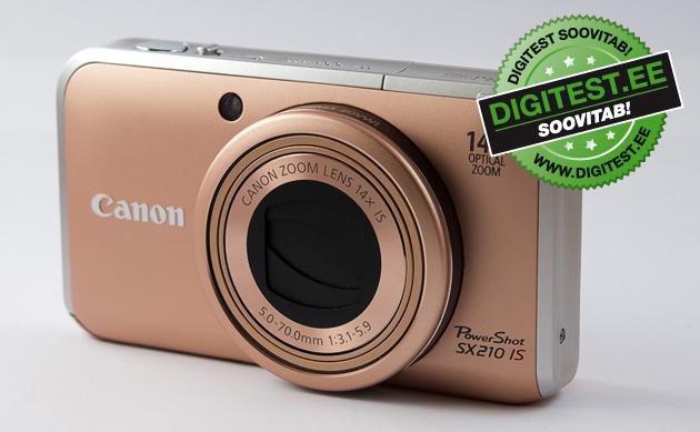f7967085981 Canon PowerShot SX210 IS :: Digitest