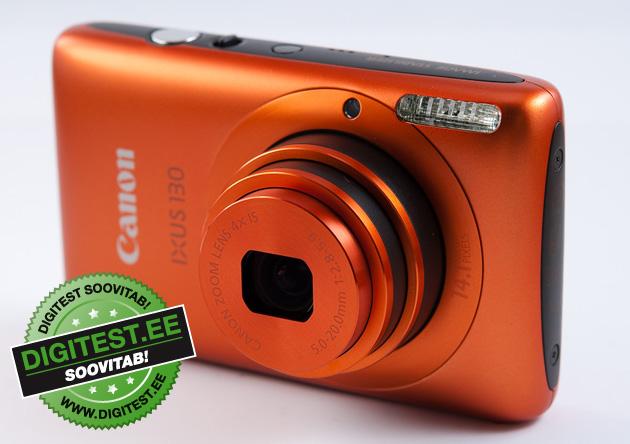 630545e98a3 Canon Digital IXUS 130 IS :: Digitest