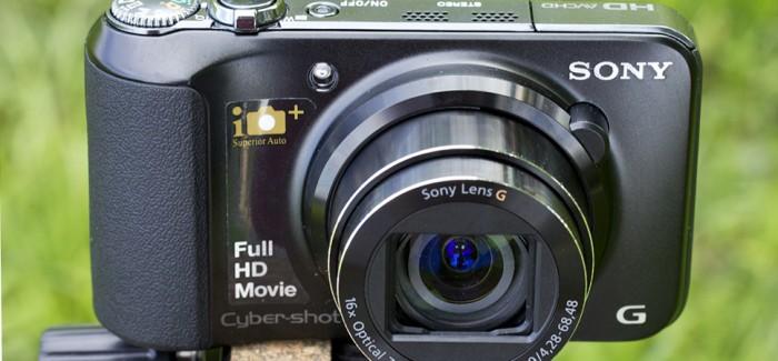 Sony DSC-HX10v kompaktkaamera