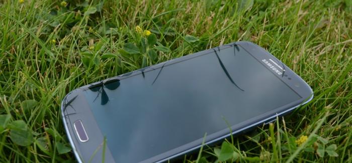 Samsung Galaxy S3 – Inspireeritud loodusest