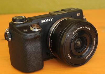 Traditsioonid ja kübaratrikid – Sony NEX-6