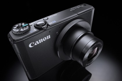 PowerShot S110 BLACK CREATIVE FSR