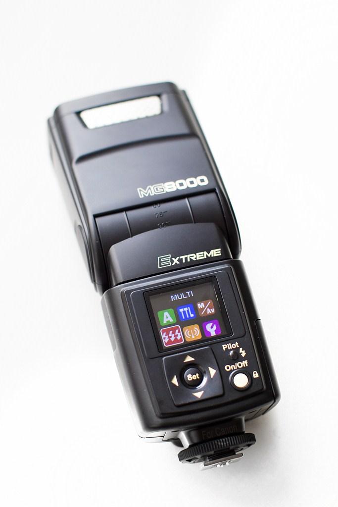 58b163d40b8 Nissin MG8000 välklamp :: Digitest