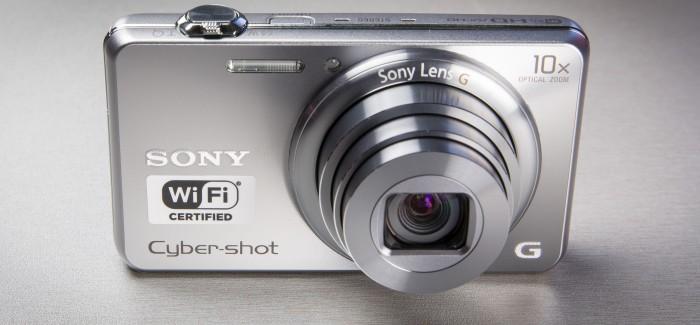 Sony WX200 digikaamera – pisike võlur