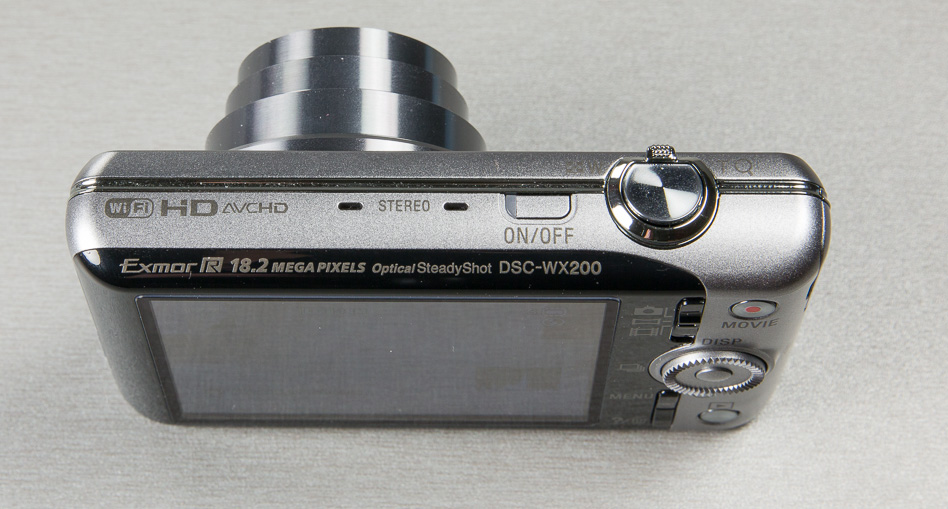 3c26556ddd0 Sony WX200 digikaamera – pisike võlur :: Digitest