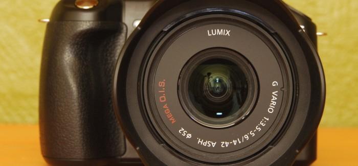 Panasonic Lumix DMC-G5 – tagasi algtõdede juurde