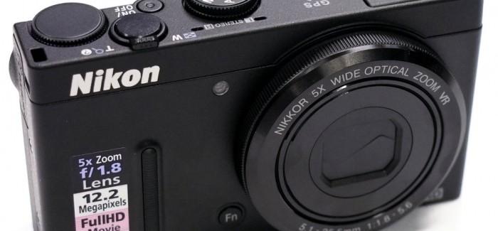 Nikon P330 digikaamera paneb mobiiltelefonid häbenema