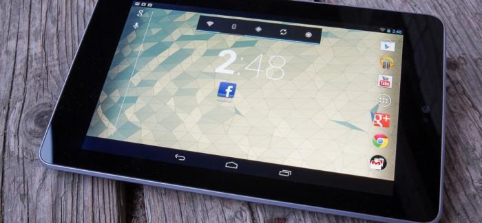 Nexus 7 – vaieldamatult maailma parim 7″ Android tahvelarvuti