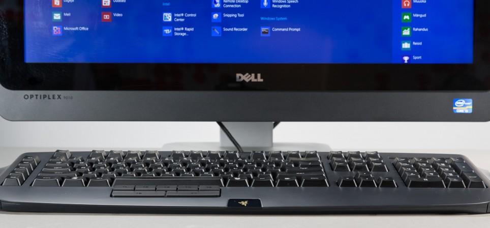 Minimalistlik Razer Anansi klaviatuur pakub pöidlamõnu