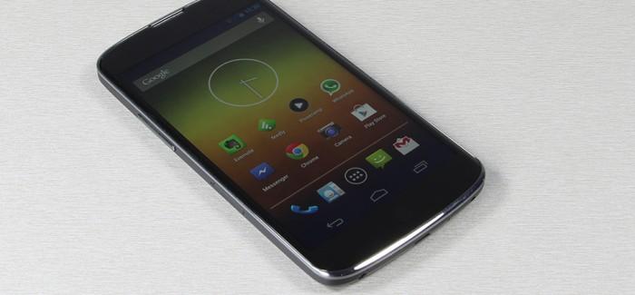 LG Nexus 4 – Android oma parimas vormis