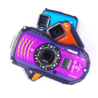 Pentax WG-3 GPS