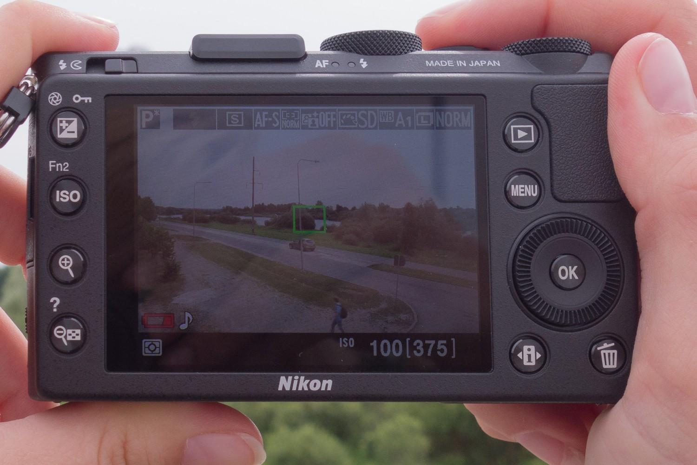 Nikon Coolpix A-7