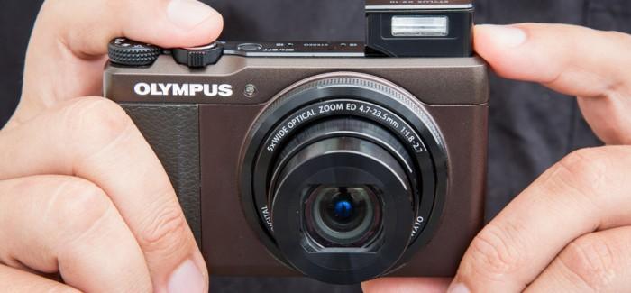 Olympus XZ-10 kompaktkaamera