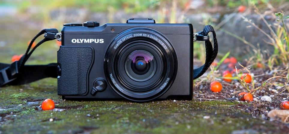 Olympus XZ-2 – peaaegu parim kompaktkaamera