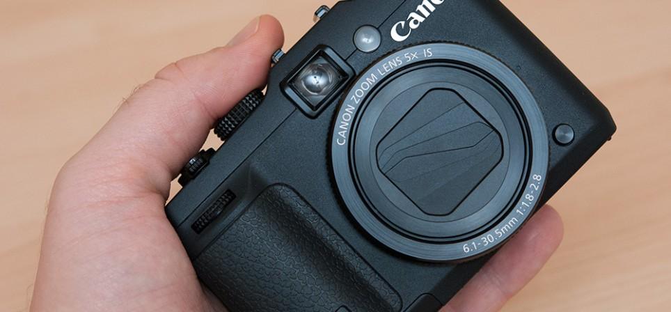 Canon PowerShot G16 ülevaade