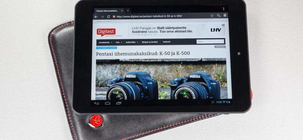 Prestigio MultiPad 4 Quantum 7.85 tahvelarvuti