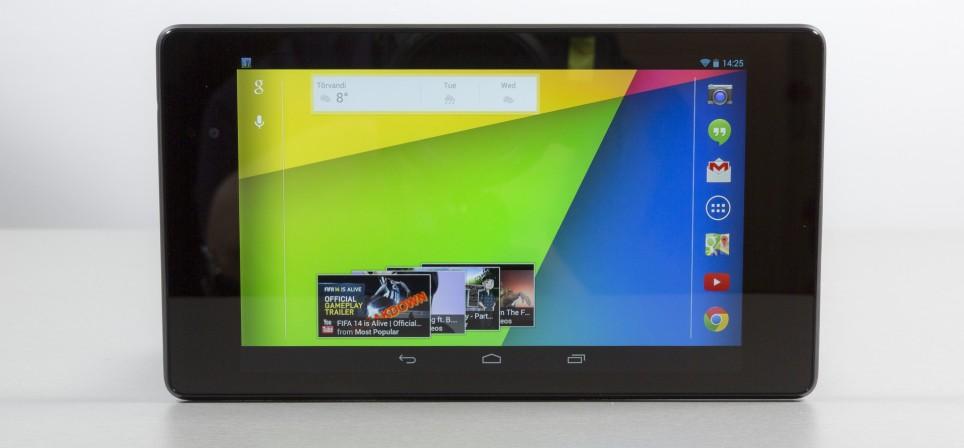 Nexus 7 2013 – näide sellest, kuidas hea tehti veel paremaks