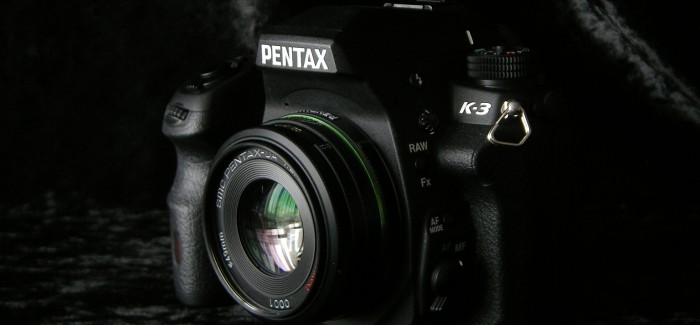 Kolme valitsus – Pentax K-3