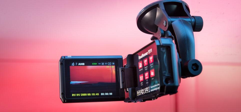 Prestigio Roadrunner 511 autokaamera – soodsaim FullHD videosalvesti Prestigiolt