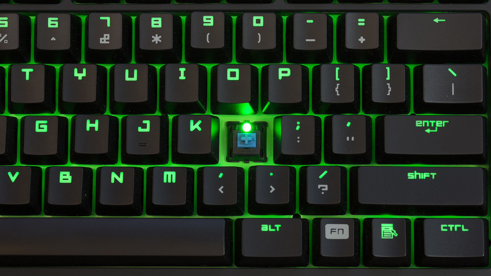 Razer BlackWidow Ultimate taustvalgustus