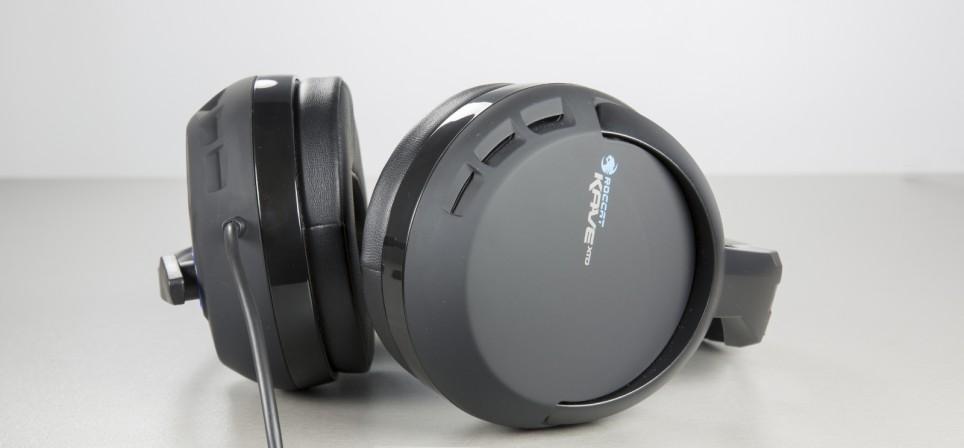 Roccat Kave XTD 5.1 – helid, mis paitavad su kõrvu
