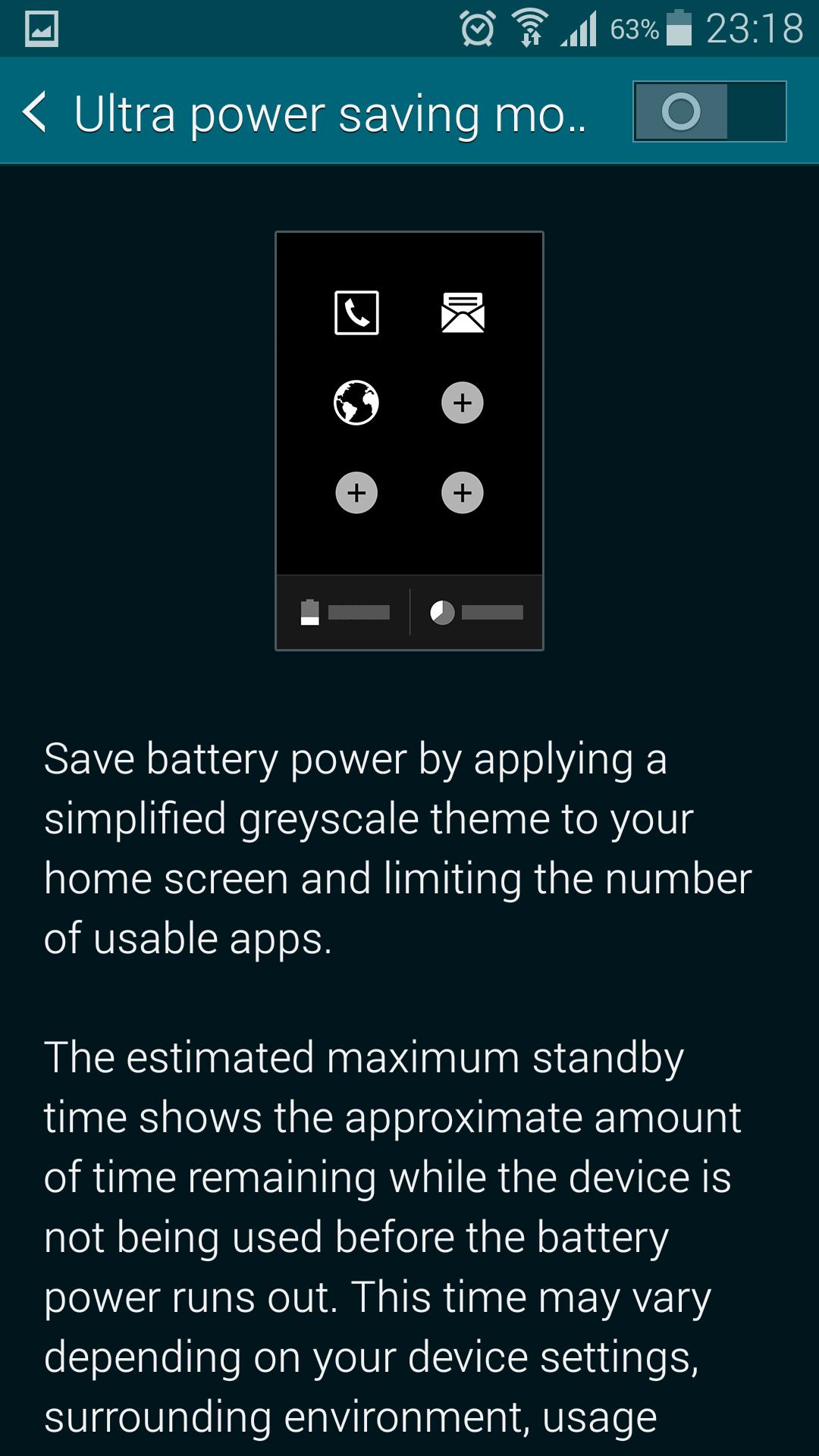 Glaxy-S5-energia