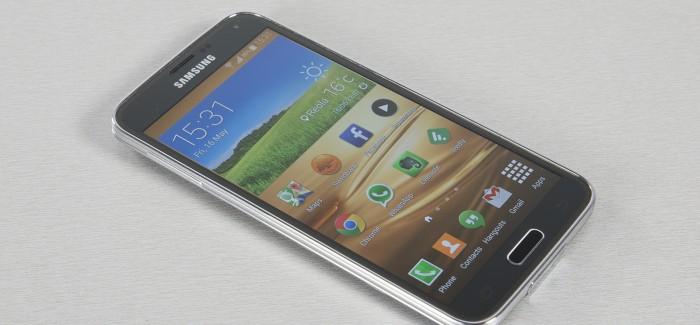 Samsung Galaxy S5 – lipulaeva nime vääriline