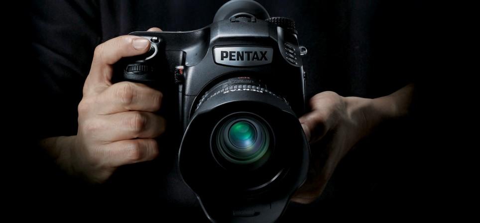 Pentax 645Z keskformaatkaamera – kui kvaliteet on oluline