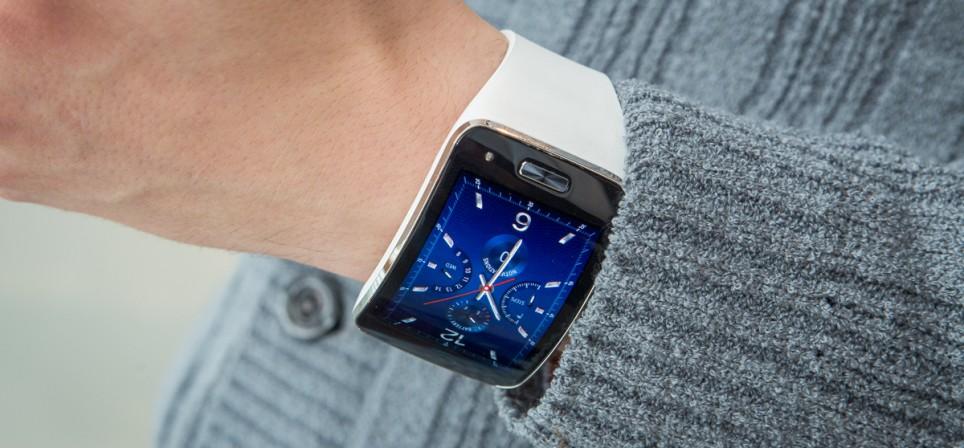 Samsung Gear S nutikell on infosõltlastele