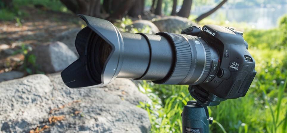 Tamron 16-300mm supersuumobjektiiv – mugavuse ja pildikvaliteedi täpne tasakaal