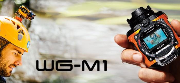 Ricoh WG-M1 seikluskaamera