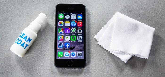 """Vedel ekraanikaitse Clean & Coat – ussiõli või """"real thing""""?"""