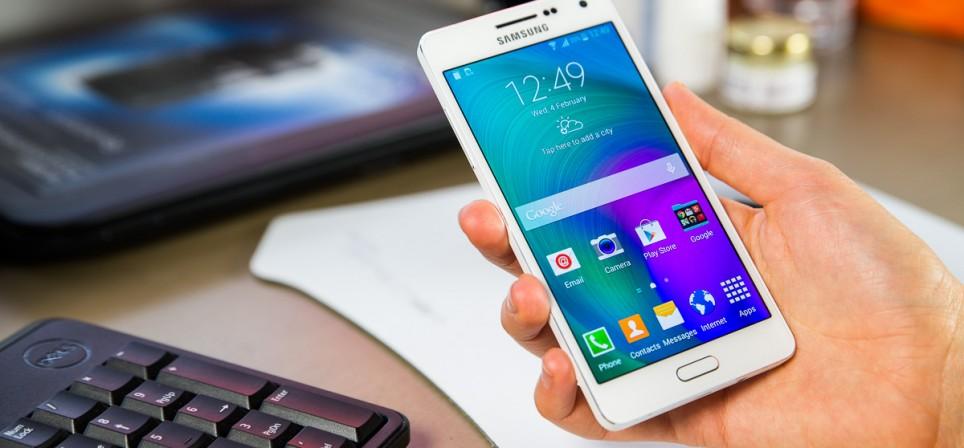 Samsung Galaxy A5 nutitelefon kui ahvatlev keskklassi tipp