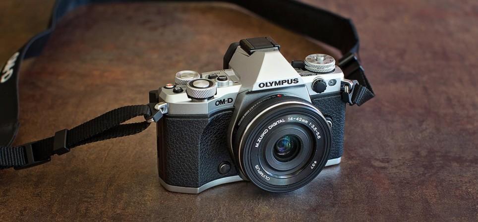 Olympus E-M5 Mark II – raputab peegelkaamerate maailma