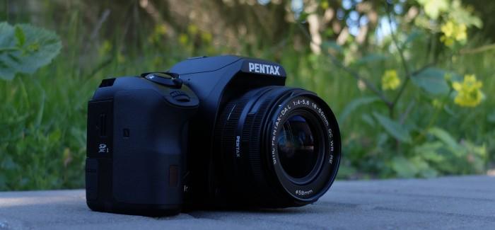 Pentax K-S2 peegelkaamera