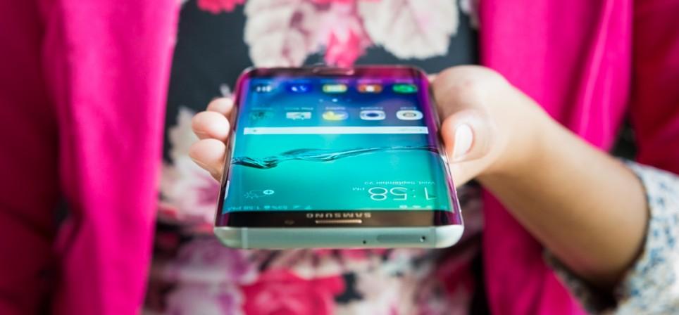 Samsung Galaxy S6 edge+ nutitelefon. Kas kumer serv on pluss või hoopis miinus?