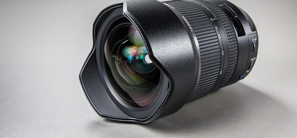 Tamroni 15-30mm f/2.8 VC ülilainurkobjektiiv sobib nii looduse kui ka arhitektuuri pildistamiseks