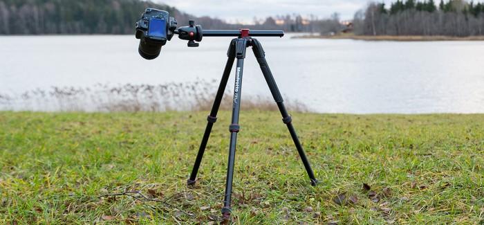 Manfrotto MK190GOA4TB-BH – statiivikomplekt loodusfotograafile
