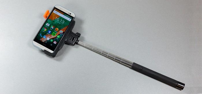 Omega Selfie Monopod Bluetooth – kohustuslik lisatarvik eneseimetlejale ning nutipildistajale