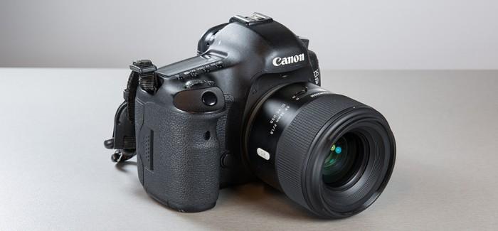 Tamron SP 35mm f/1.8 Di VC USD – mõistlike kompromissidega lainurk