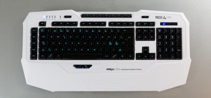 Roccat Isku FX – perfektselt tasakaalustatud klaviatuur sinu laual