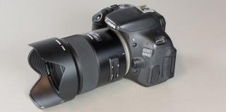 Tamron SP 45mm f/1.8 Di VC USD – suurepärane normaalfiks