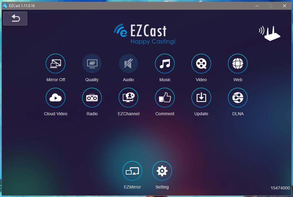 ezcast-windows