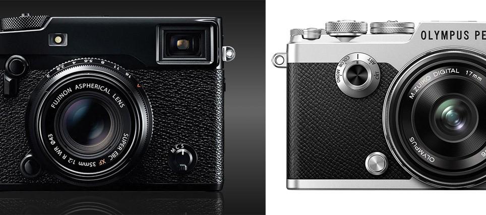 Fujifilm X-Pro2 vs Olympus PEN-F – kas ilu sünnib patta panna?
