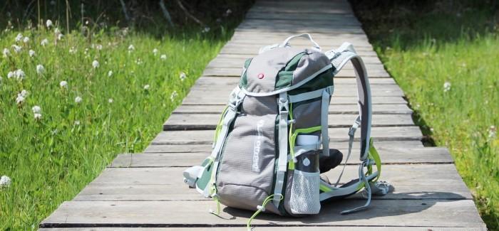 Manfrotto Hiker 20L – kaamerakott matkakotis