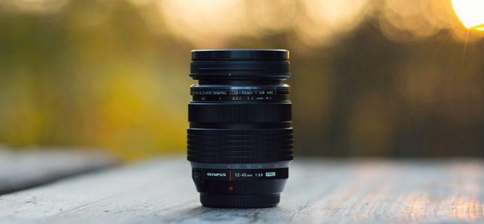 Olympus M.Zuiko Digital 12-40mm f/2.8 PRO – ainus objektiiv mida su hübriidkaamera vajab