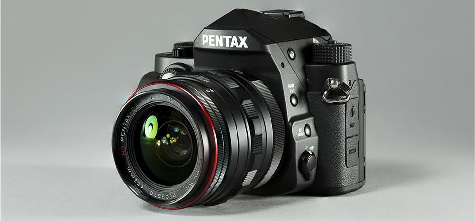 Pentax KP peegelkaamera vääriks isegi lipulaeva tiitlit