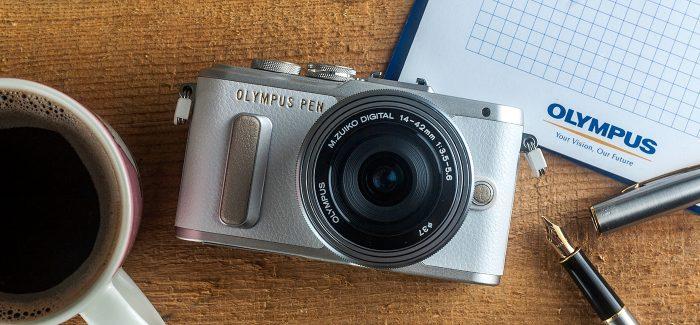 Olympus E-PL8 – võimekas igapäevakaamera