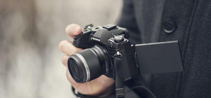 Olympus hübriidkaamerate lipulaev OM-D E-M1 Mark II
